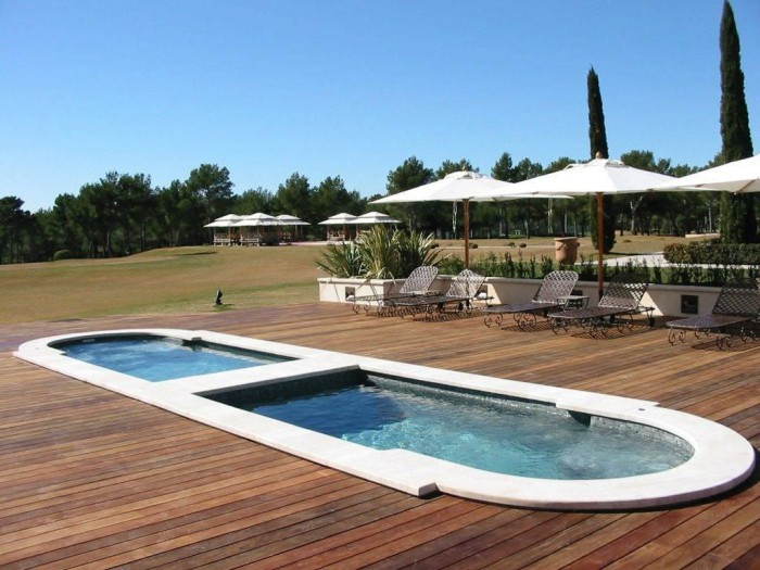 Spa de nage encastrable for Piscine encastrable